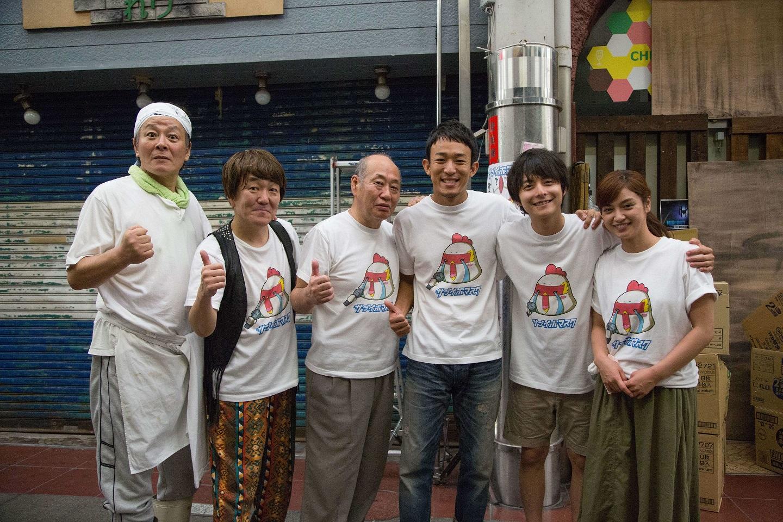 6/11 初日舞台挨拶付き上映会@豊洲&新宿にて計3回! 決定!!